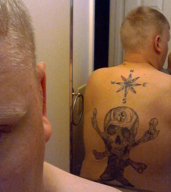 Binary Tattoo Design i Also Got a Binary Tattoo
