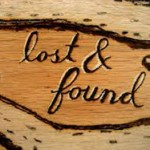 """Lost & Found"" – the spoken Word."
