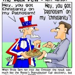 Progressive Ponderings on Patriotism & Christianity