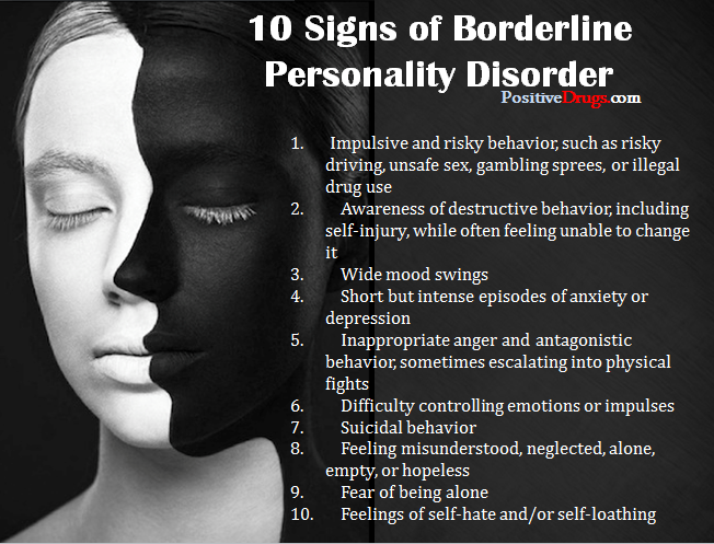 Dating multiple personality disorder