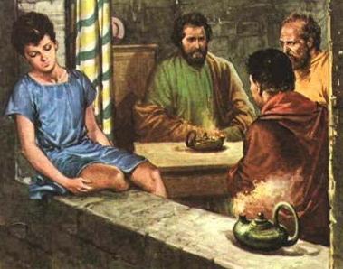 A pregação de Paulo foi longa demais?
