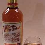 Virginia Gentleman whiskey