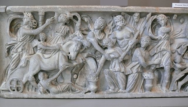 "There's no way this could ever go wrong. (""Sarcophagus with the Abduction of Persephone by Hades (detail)"" by Anonymous (Roman). - Own work by Ad Meskens.. Licensed under CC BY-SA 3.0 via Commons - https://commons.wikimedia.org/wiki/File:Sarcophagus_with_the_Abduction_of_Persephone_by_Hades_(detail).JPG#/media/File:Sarcophagus_with_the_Abduction_of_Persephone_by_Hades_(detail).JPG)"