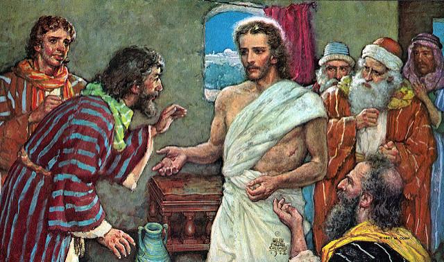 Jesus blew his mana, so nobody gets proof till he regens.