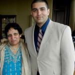 Paul and Veena (May 2012)
