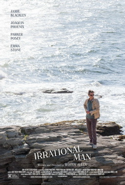 Irrational Man is a hopeless triumph of the conscience