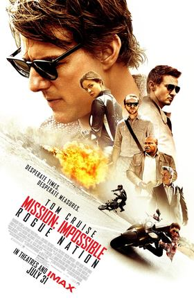 Rogue Nation set to reinvigorate the Mission: Impossible franchise