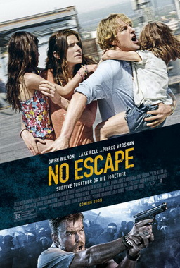 No Escape is the expat's worst fears realized