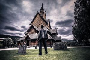 Complex church