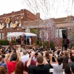 Scientologists, neighbors, and state and city dignitaries assembled in Lower Downtown for the grand opening of the Denver Church of Scientology Ideal Org.