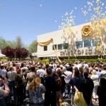 Grand opening Church of Scientology Stevens Creek of San Jose