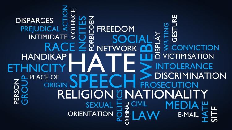 lies in hate speech