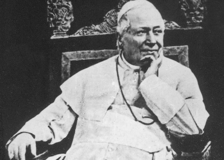 Don't Believe This Fake Pius IX Quotation on a Pope Teaching Heresy
