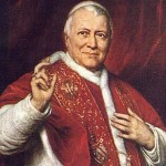 About that Syllabus of Errors….Guess What Else Pius IX Condemned?