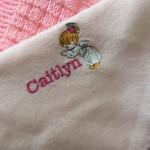 A Poem for My Stillborn Daughter, Caitlyn