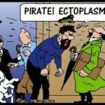 haddock swearing ectoplasm