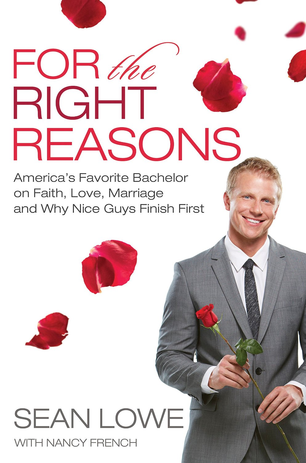 Book Cover of For All the Right Reason