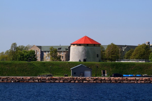 The Fort Frederick Martello Tower