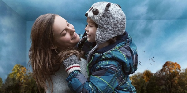 """Brie Larson and Jacob Tremblay, as Ma and Jack in """"Room"""""""