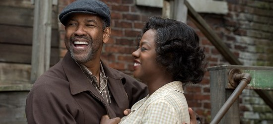 "Denzel Swings for the ""Fences,"" Hits a Triple with His Oscar-Nominated Film"