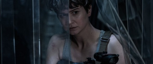 """Alien: Covenant"" Starts Promisingly, but Fails down the Stretch"