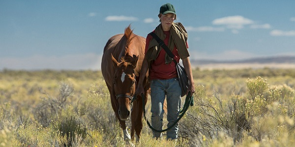 "Charlie Plummer as Charley, in ""Lean on Pete"""