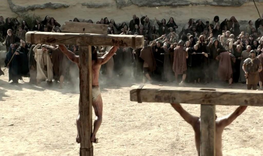 crucifixion risen