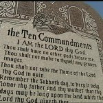 Oklahoma To Vote On Allowing Ten Commandments Monument