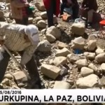 In Bolivia, If You Smash a Rock, God Will Grant Your Wishes