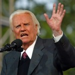 Billy Graham Says Christians Can Do Nothing to Convert Atheists