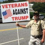 Secular Activist and War Vet Holding Anti-Trump Sign Purposely Struck by Vehicle [VIDEO]