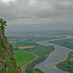 Kinnoull Hill, Perth, Scotland, by Suomi Star