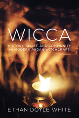 Wicca - by Ethan Doyle White [Cover image supplied by Ethan Doyle White]