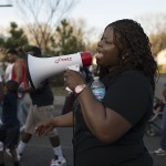"""Nekima Levy-Pounds at Black Lives Matter march, April 2015"" by Fibonacci Blue. Licensed under CC BY 2.0 via Commons - https://commons.wikimedia.org/wiki/File:Nekima_Levy-Pounds_at_Black_Lives_Matter_march,_April_2015.jpg#/media/File:Nekima_Levy-Pounds_at_Black_Lives_Matter_march,_April_2015.jpg"