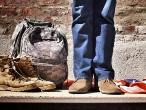 The invisible knapsack of privilege [CC0 Public Domain]