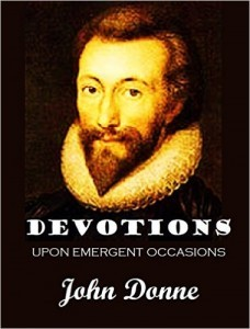 John Donne: the bell tolls for us