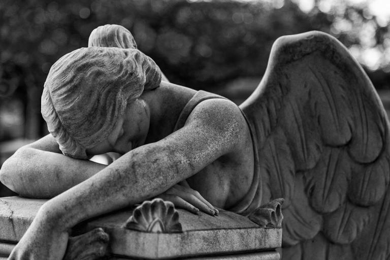 Dark Devotional: Grief as Treason