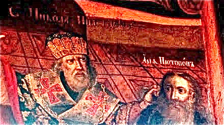 Feast of St. Nicholas: Slap a Heretic Day. Or Are We Hitting Ourselves?
