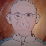Pope Art Contest Entries