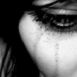 emo crying