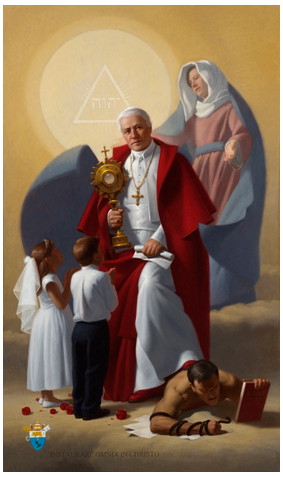 carlin pope saint pius x
