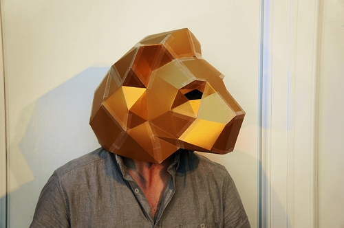 These 3D Printable Masks Could Save Halloween