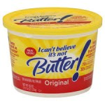 Go forth and get Me butter, says the Lord.