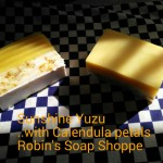 Robin's Soap Shop has nearly sixty varieties of gorgeous, handmade soap for sale!