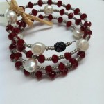 Free shipping on rosary bracelets and more from Apple and Azalea