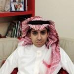 Raif Badawi in 2012