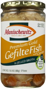 gefilte fish jar