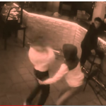 russian waitress
