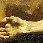 hand gericault