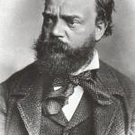 Happy birthday, Antonín Dvořák!